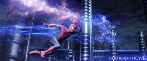 """Дублированный трейлер фильма """"Новый Человек-паук: Высокое напряжение"""""""