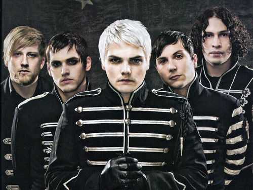 Клип My Chemical Romance - Sing