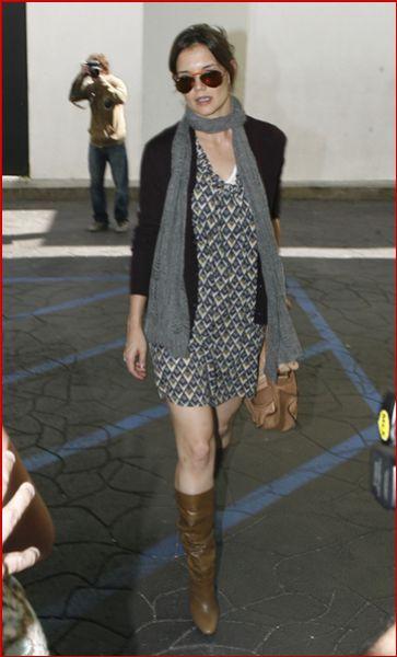 Кэти Холмс беременна?