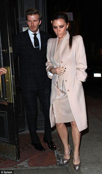 Виктория и Дэвид Бэкхем приглашены на Королевскую свадьбу