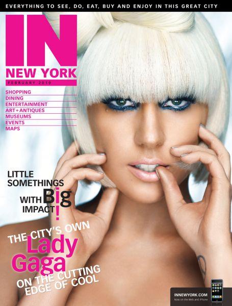 �������� Lady GaGa ������� IN New York