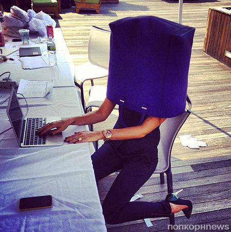 Виктория Бэкхем о подготовке к Неделе моды:  я чувствую себя старой сумкой
