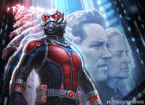 Спойлеры о концовке «Человека-муравья»: возвращение Капитана Америки
