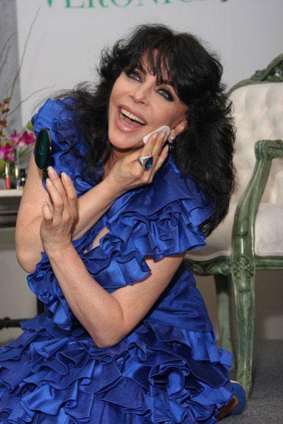 Вероника Кастро выпустила свою линию косметики