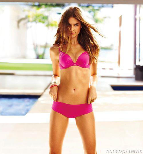 Рекламная кампания новой коллекции Fabulous от Victoria's Secret. Весна / лето 2012