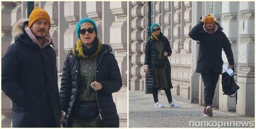 Кэти Перри и Орландо Блум возобновили отношения и вместе проводят время в Праге