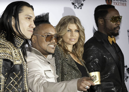 ����� ������ �� ������ Black Eyed Peas