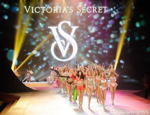 Первое видео с шоу Victoria's Secret 2012