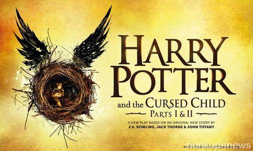 Книга «Гарри Поттер и Проклятое дитя» выйдет 31 июля 2016