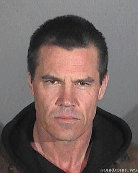 Джош Бролин был арестован за пьянство