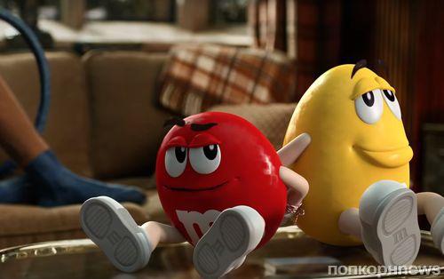 Герои «Люди Икс: Апокалипсис» снялись в рекламе M&M's