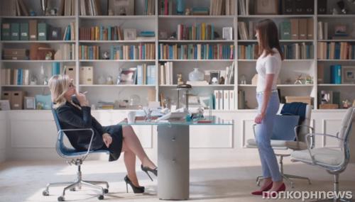 Эми Полер в рекламе Old Navy