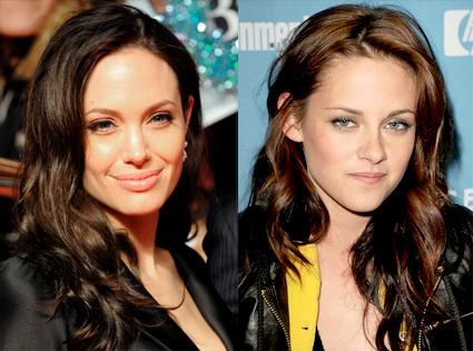 Кристен Стюарт может заменить Анджелину Джоли в «Особо опасен 2»
