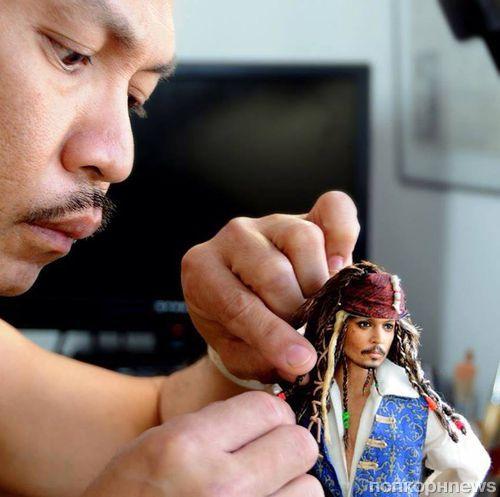 Как живые: обычные куклы преображаются в руках Ноэля Круза
