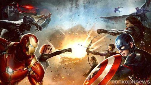Супергерои поделились на 2 лагеря в новом концепт-арте «Раскола Мстителей»