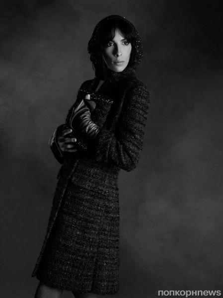 Лукбук коллекции Chanel Haute Couture. Осень / зима 2012-2013
