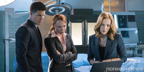 Робби Амелл вернется в 11 сезоне «Секретных материалов»