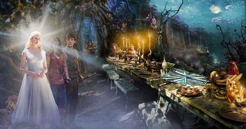 """Дублированный трейлер фильма """"Хроники Нарнии: Покоритель зари"""""""