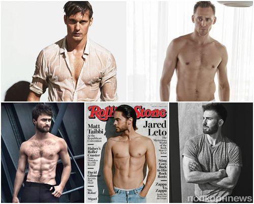 Итоги года 2016 по версии ПОПКОРНNews: лучший мужской торс