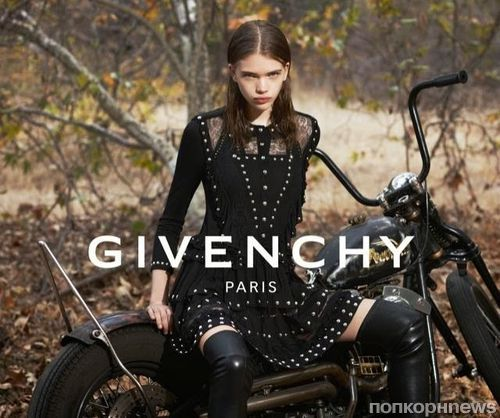 ����� ��������� �������� Givenchy. ����� / ���� 2015