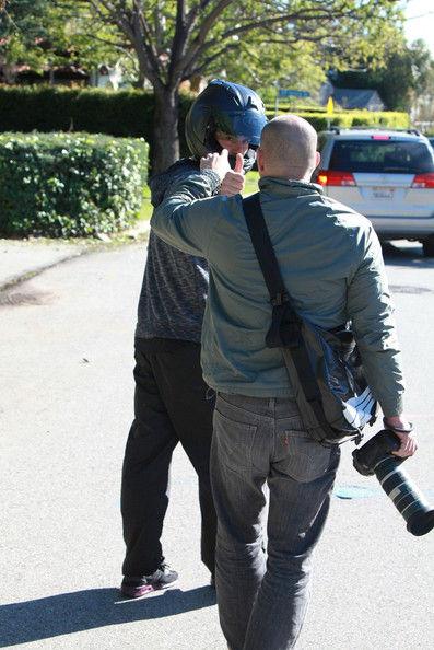 Орландо Блум недоволен излишним вниманием фотографов