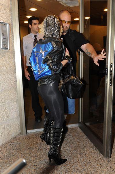 Lady Gaga в Израиле