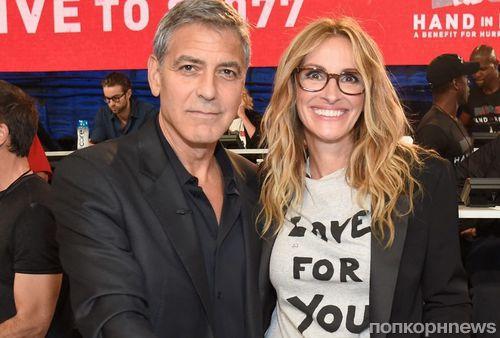 Фото: Джулия Робертс, Джордж Клуни, Джастин Бибер и другие звезды на благотворительном телемарафоне