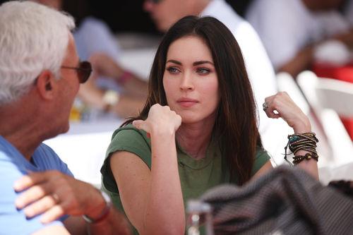 Меган Фокс хочет стать серьезной актрисой