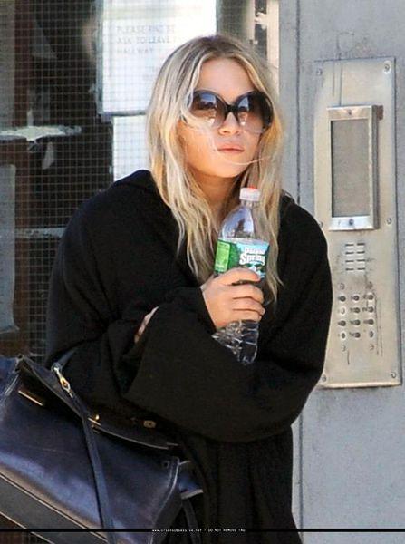 Мэри-Кэйт Олсен гуляет по Нью-Йорку