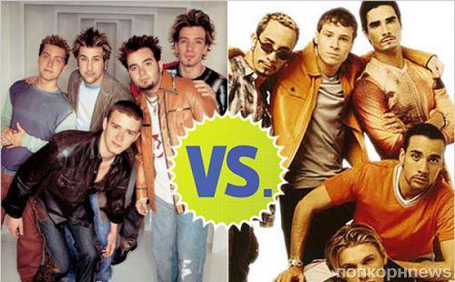 Backstreet Boys и *NSYNC снимают зомби-вестерн