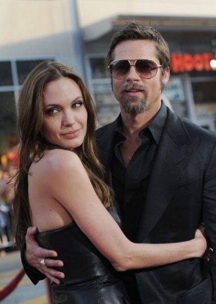 Ювелирные украшения от Анджелины Джоли и Брэда Питта