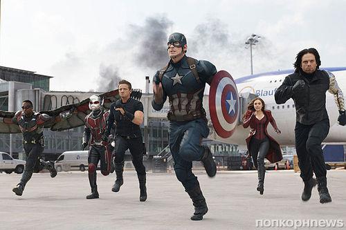 Первый Мститель: Противостояние – рецензия Попкорнnews