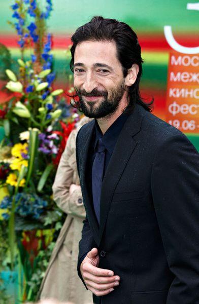 Эдриэн Броуди в Москве