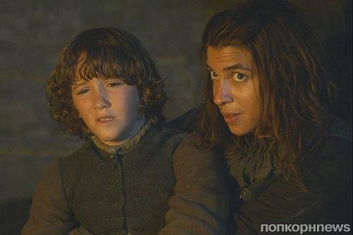 Оша и Рикон Старк вернутся в 6 сезоне «Игры престолов»?