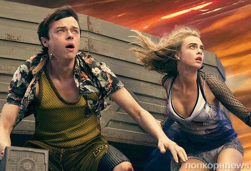 «Валериан и город тысячи планет» стал самым дорогим фильмом в истории французского кино
