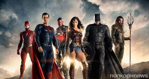 Представлен новый трейлер «Лиги справедливости»