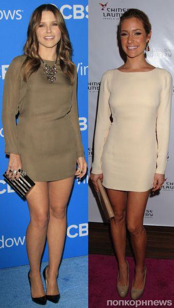 Fashion battle: София Буш и Кристин Каваллари