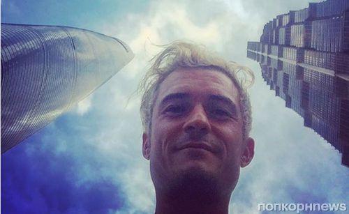 Instagram дня: Орландо Блум, Ким Кардашьян, Майли Сайрус и другие