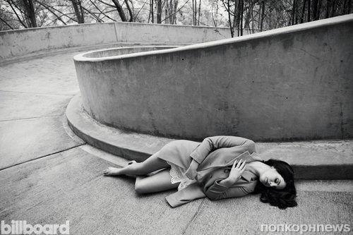 Лана Дель Рей в журнале Billboard: о музыке, детях и тревогах