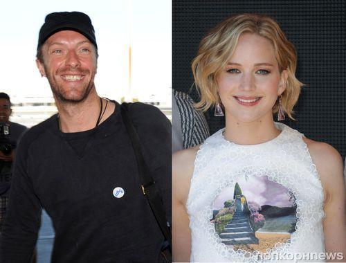 Дженнифер Лоуренс и Крис Мартин: новая звездная пара?