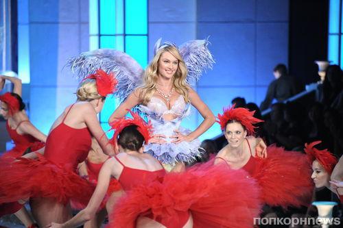 ����� � ������ Victoria's Secret 2011