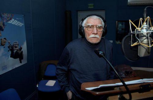 Армен Джигарханян рассказывает о мультфильме «Вверх»