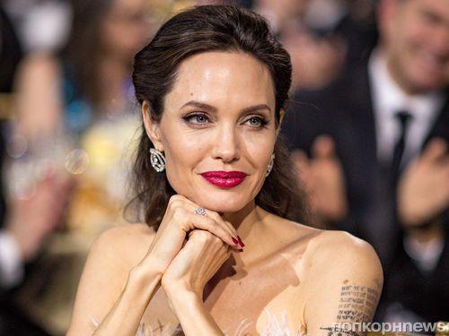 «Тем, кто желает моей смерти»: Анджелина Джоли снимется в новом фильме от создателя «Любой ценой»