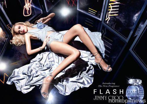 Новый второй аромат о Jimmy Choo «Flash»