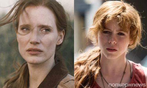 Джессика Честейн показала свое преображение для роли в сиквеле «Оно»