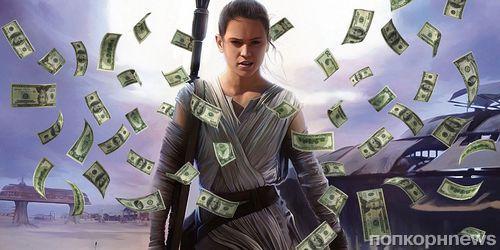 Новые «Звездные войны» заработали свыше $50 млн за месяц до премьеры