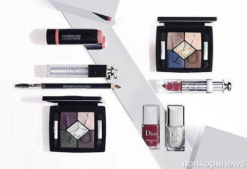 Первый взгляд на новую коллекцию декоративной косметики Dior Cosmopolite. Осень 2015