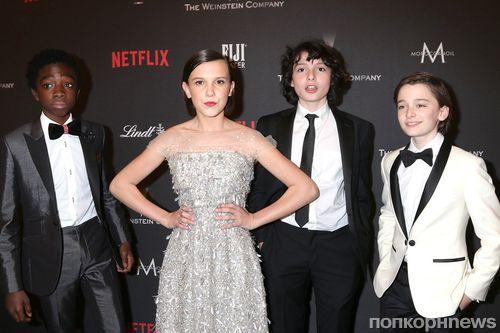 Гонорар юных звезд сериала «Очень странные дела» в 3 сезоне вырастет почти в 8 раз