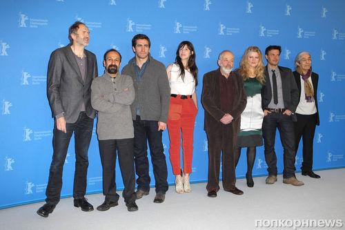 Фотоколл жюри Берлинского кинофестиваля