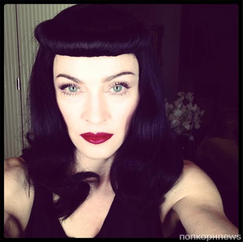 Аккаунт Мадонны в Instagram могут заблокировать за нарушения правил